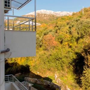 Балкон спальни